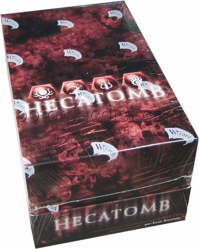 Hecatomb: Starter Deck Box