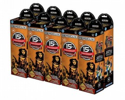 HeroClix: DC 15th Anniversary Elseworlds Booster Brick [10 boosters]
