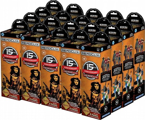 HeroClix: DC 15th Anniversary Elseworlds Booster Case [20 boosters]