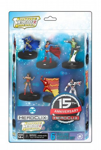 HeroClix: DC 15th Anniversary Elseworlds Starter Set