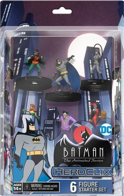 HeroClix: DC Batman The Animated Series Starter Set