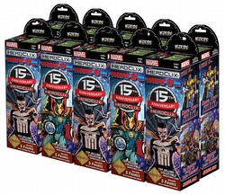 HeroClix: Marvel 15th Anniversary What If? Booster Brick [10 boosters]