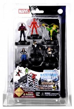 HeroClix: Marvel Avengers/Defenders War Marvel Knights Fast Forces Pack