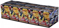 HeroClix: Marvel Avengers Infinity Booster Brick [10 boosters]