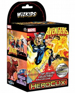 HeroClix: Marvel Avengers Infinity Booster Case [20 boosters]
