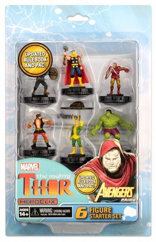 HeroClix: Marvel The Mighty Thor Starter Set