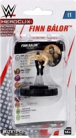 HeroClix: WWE Finn Balor Expansion Pack