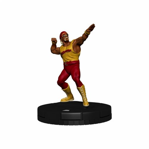 HeroClix: WWE Hulk Hogan Series 2 Expansion Pack