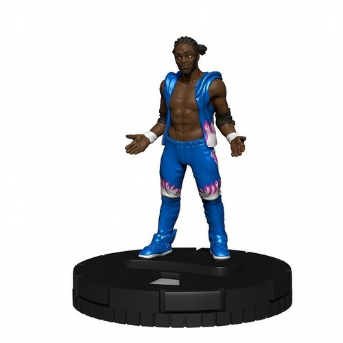 HeroClix: WWE Kofi Kingston Series 2 Expansion Pack