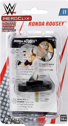 HeroClix: WWE Ronda Rousey Expansion Pack