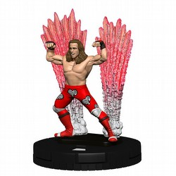 HeroClix: WWE Shawn Michaels Series 2 Expansion Pack