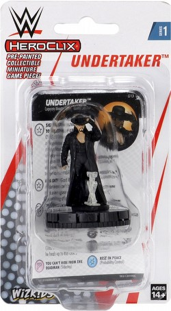 HeroClix: WWE Undertaker Expansion Pack