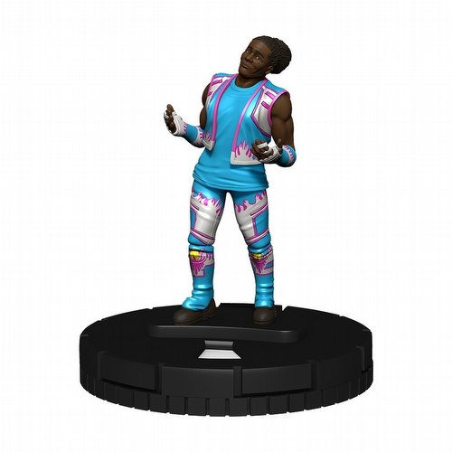 HeroClix: WWE Xavier Woods Series 2 Expansion Pack