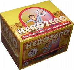 Hero Zero: The Uncollectable Card Collection Game Deck Box [10 decks]