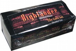 Highlander: 2nd (Second) Edition Core Set Booster Box
