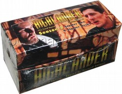 Highlander: 2nd (Second) Edition Season 3 (Three) Starter Deck Box