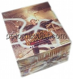 Highlander: Arms & Tactics Starter Deck Box