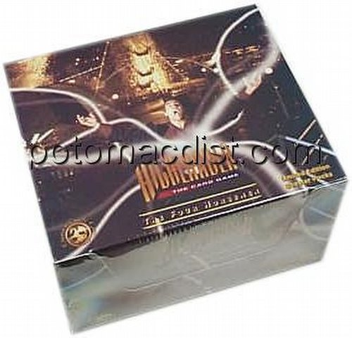 Highlander: Four Horsemen Booster Box