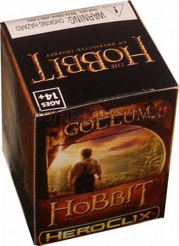HeroClix: The Hobbit - An Unexpected Journey Gollum Marquee Figure
