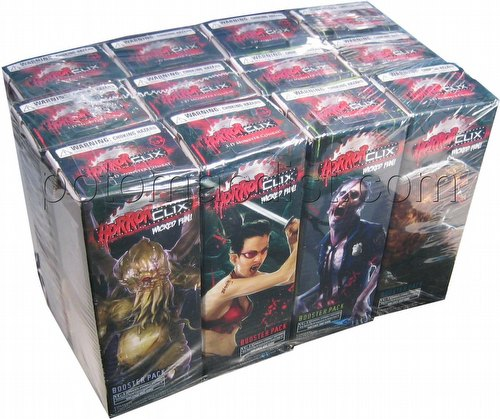 HorrorClix: [12 boosters]