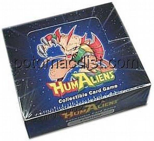 Hum Aliens: Challenge Booster Box
