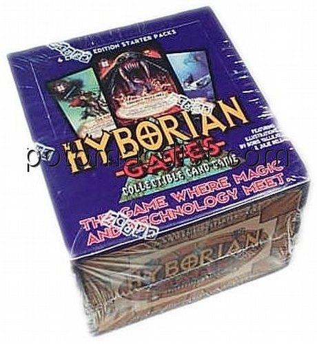 Hyborian Gates: Starter Deck Box