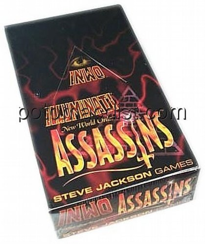 Illuminati: Assassins Booster Box