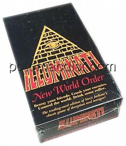 Illuminati: Booster Box [Unlimited]