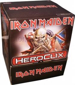 HeroClix: Iron Maiden Gravity Feed Box