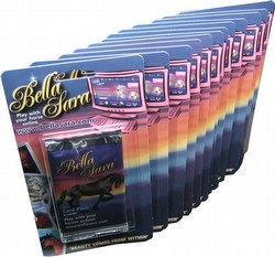 Bella Sara Trading Card Game [TCG]: Series 1 Blister Booster Box