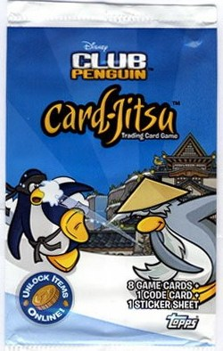 Club Penguin: Card-Jitsu Series 2 Blister Booster Pack