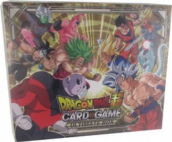 Dragon Ball Super Card Game Ultimate Box Mini Case [3 boxes]