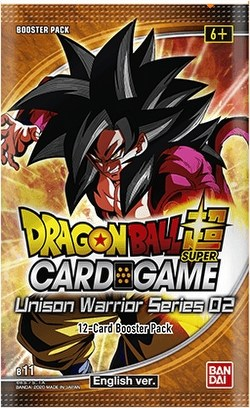 Dragon Ball Super Card Game Vermilion Bloodline (Unison Warrior Series 2) Booster Box [DBS-B11]