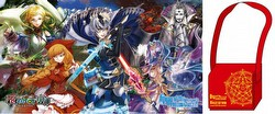 Force of Will TCG: Lapis Cluster: The End of Fates - The Curse of the Frozen Casket Booster Box