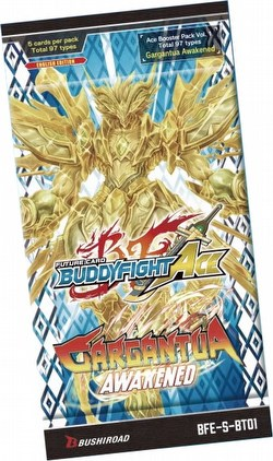 Future Card Buddyfight: Ace Booster Pack Volume 1 - Gargantua Awakened Booster Box [BFE-S-BT01]