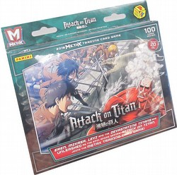 Meta X: Attack on Titan Starter Deck Box