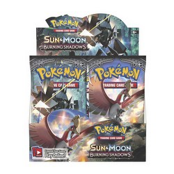 Pokemon TCG: Sun & Moon Burning Shadows Booster Box