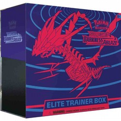 Pokemon TCG: Sword & Shield Darkness Ablaze Elite Trainer Case [10 boxes]