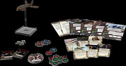Star Wars X-Wing Miniatures: HWK-290 Expansion Pack