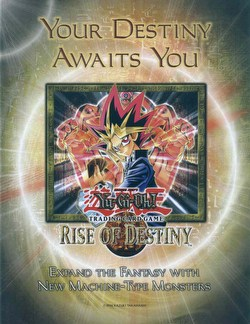 Yu-Gi-Oh: Rise of Destiny Booster Box Case [1st Edition/12 boxes]