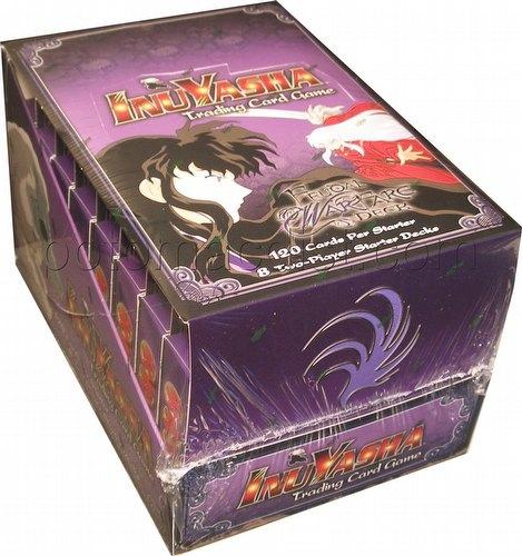 InuYasha TCG: Feudal Warfare Starter Deck Box