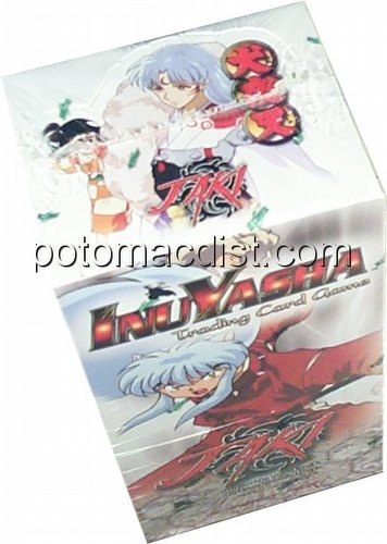 InuYasha TCG: Jaki Booster Box [1st Edition]