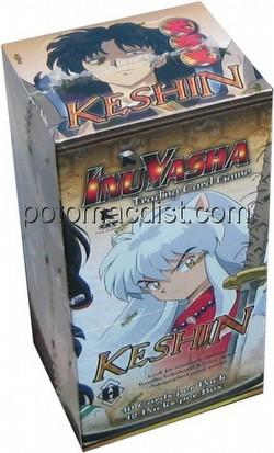 InuYasha TCG: Keshin Booster Box