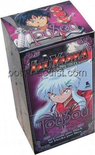 InuYasha TCG: Tousou Booster Box [1st Edition]
