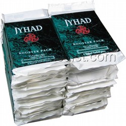 Jyhad: Booster [36 loose packs]