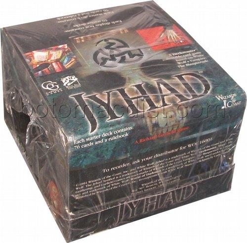 Jyhad: Starter Deck Box