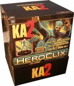 HeroClix: Kick Ass 2 Gravity Feed Box