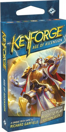 Keyforge: Age of Ascension Archon Deck Box