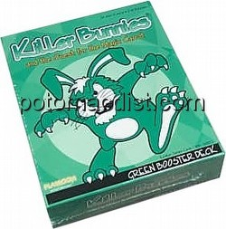 Killer Bunnies: Green Booster Expansion Box