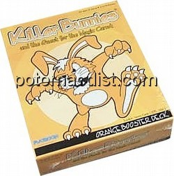 Killer Bunnies: Orange Booster Expansion Box